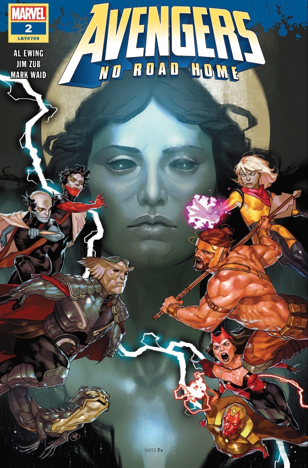Avengers: No Road Home #2 review