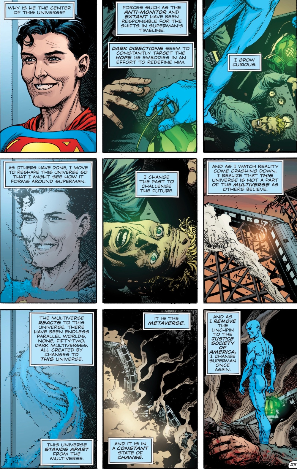 Doomsday Clock 10 Review Too Dangerous For A Girl 2